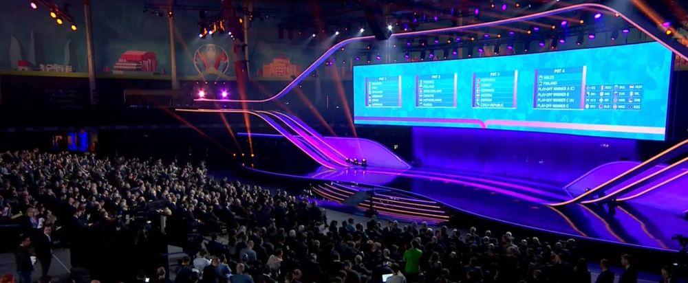 Aici sunt grupele finale ale turneului UEFA Euro 2020