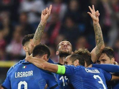 Italia, surpriza Euro 2020? Jucatorul care tine BAGHETA lui Mancini promite un European ISTORIC