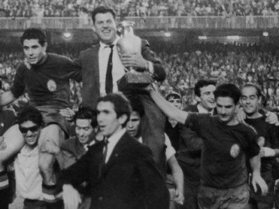 Cum arata SPANIA inainte sa se inventeze tiki-taka?! Campioana de care s-a indragostit Europa: povestea Euro 1964