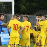 Romania U21 6-0 Farul Constanta| SHOW TOTAL pentru 'tricolorii mici' la debutul lui Mutu pe banca nationalei de tineret!