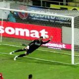 Straton, debut fara gol primit in poarta FCSB-ului! Ce a spus despre Gigi Becali si mesajul de multumire pentru fanii lui Dinamo