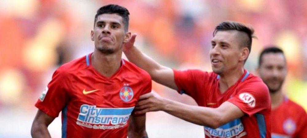 FCSB are un fundas cu 170 de meciuri in Liga 1, dar Becali nu vrea sa auda de el nici cand are 20 de absenti!