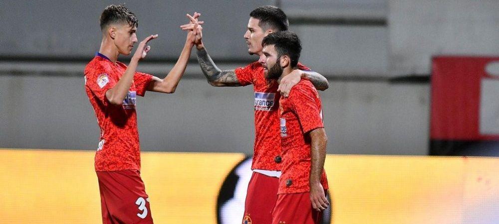 """Inca un test pentru Covid-19 la FCSB inaintea partidei cu Slovan Liberec! """"Ros-albastrii"""", testati de trei ori in trei zile!"""