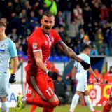 """Dugandzic si-a luat ADIO de la Romania! Ce spune atacantul de oferta primita de la Craiova si de interesul lui Gigi Becali: """"As fi fost incantat sa evoluez acolo!"""""""
