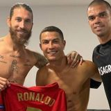Prima poza dupa ce nu si-au mai vorbit de ani! Care este motivul pentru care Cristiano Ronaldo si Sergio Ramos au rupt legaturile