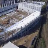 Arena din Giulesti prinde contur! Imagini SPECTACULOASE cu noul stadion al rapidistilor