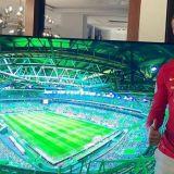 Infectat cu Covid-19, dar cu ZAMBETUL pe buze! Cristiano Ronaldo a ajuns la Torino si a postat prima fotografie chiar in timpul meciului jucat de Portugalia