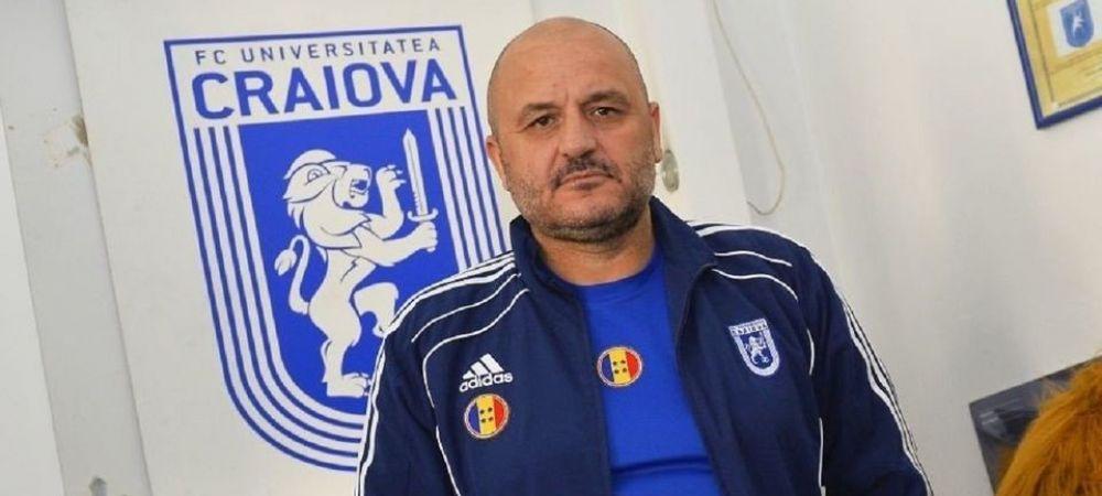 "Mititelu continua RAZBOIUL cu patronul Universitatii Craiova: ""E mai rau decat Gigi Becali! Le spunea si cum sa dea cu piciorul in minge!"""