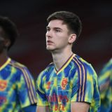 Kieran Tierney a uimit pe toata lumea inainte de meciul cu Dundalk! Cum a venit imbracat fundasul lui Arsenal