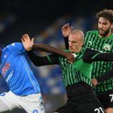 Chiriches este pe val in Serie A! Dupa o noua evolutie foarte buna in meciul cu Napoli, fundasul roman a fost inclus in echipa lunii octombrie in Italia
