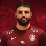 Transfer OFICIAL facut de CFR Cluj! Fundasul Ben Youssef se alatura echipei lui Dan Petrescu