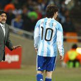 Prima reactie a lui Messi dupa ce Maradona a fost operat pe creier! Mesajul starului Barcelonei pentru legenda Argentinei