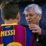 """Ce l-a suparat pe Lucescu dupa partida cu Barcelona: """"Aici e fotbal, nu baschet sau handbal!"""" Pe cine a remarcat antrenorul roman aseara"""