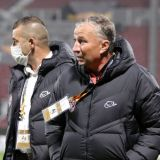 """Dan Petrescu, LA PAMANT dupa DEZASTRUL de la Roma: """"Nu mai avem cum sa facem nimic!"""" Antrenorul nu da NICIO SANSA campioanei in Europa League"""
