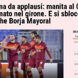 """""""Ce spectacol pe Olimpico!"""" Presa internationala a reactionat dupa cea mai dura infrangere a CFR-ului in Europa! Ce au scris jurnalistii din Italia si Spania"""
