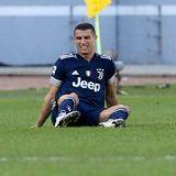 Noi probleme pentru Cristiano Ronaldo! Starul portughez de abia a scapat de COVID-19, iar acum s-a accidentat in meciul cu Lazio