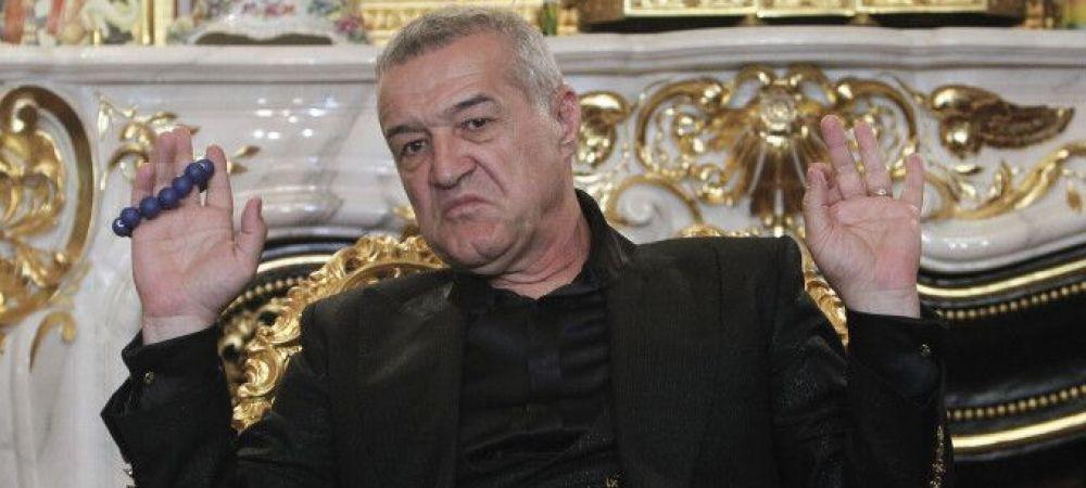 Gigi Becali a dat VERDICTUL! Ce se intampla cu fotbalistul care e dorit si de CFR Cluj: decizie incredibila luata de patronul FCSB-ului