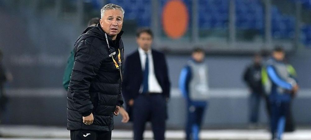 CFR Cluj a transferat un fundas de aproape 2 metri! Cine este fotbalistul pe care l-a adus pentru ca Dan Petrescu sa se razgandeasca