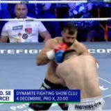 Andrei Stoica bate dupa 2 ani in Romania si vrea sa incheie anul cum stie mai bine: cu un K.O! Lupta va fi in direct pe PRO X