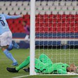 Gafa incredibila facuta de Navas in meciul cu City! 'Magicianul' De Bruyne l-a lasat mut pe portarul lui PSG cu executia asta