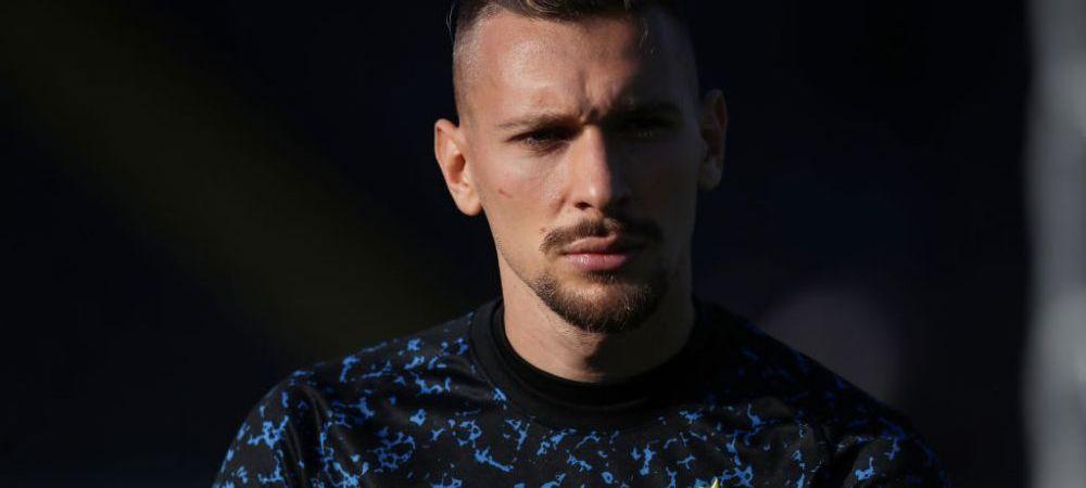 Italienii au facut anuntul! Cand ar putea juca Ionut Radu la Inter! Ce scriu jurnalistii despre roman dupa titlul cucerit de milanezi