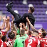 Nebunie in La Liga! Atletico, noua campioana a Spaniei! Suarez ii aduce victoria lui Simeone dupa lupta nebuna cu Real Madrid! Aici ai clasamentul