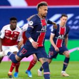 Neymar, pacalit de portarul advers! Pozitionarea neobisnuita care l-a derutat pe brazilian! Super gol marcat de Di Maria direct din corner