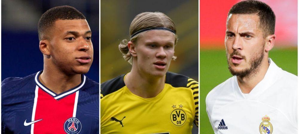 Hazard le face loc lui Mbappe si Haaland! Starul belgian l-a anuntat pe Perez ca vrea sa plece la finalul sezonului! Cat cere presedintele pentru transferul sau