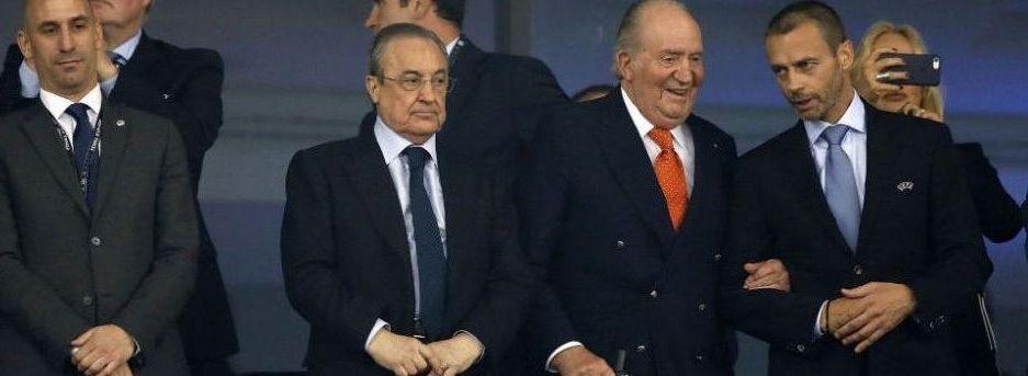 "Barcelona, Real Madrid si Juventus nu se lasa intimidate de UEFA!""Fie modernizam fotbalul, fie vom asista la ruinarea sa inevitabila!"""