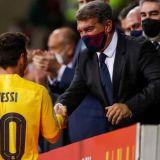 Cum arata oferta pe care Laporta i-a facut-o lui Messi! Contract pe 10 ani pentru legendarul jucator al clubului blaugrana