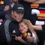 Suma uriasa stransa in contul fetitei care a plans la finalul meciului dintre Germania si Anglia. Cum a cerut sa fie cheltuiti banii