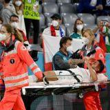 Sora lui Courtois isi cere scuze dupa scandalul provocat la meciul cu Italia! Ce s-a intamplat in momentul in care Spinazzola s-a accidentat
