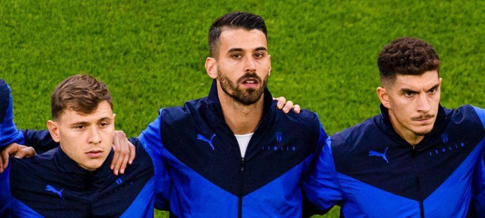 Vesti superbe pentru italieni! Spinazzola merge pe Wembley pentru a fi alaturi de nationala in finala cu Anglia